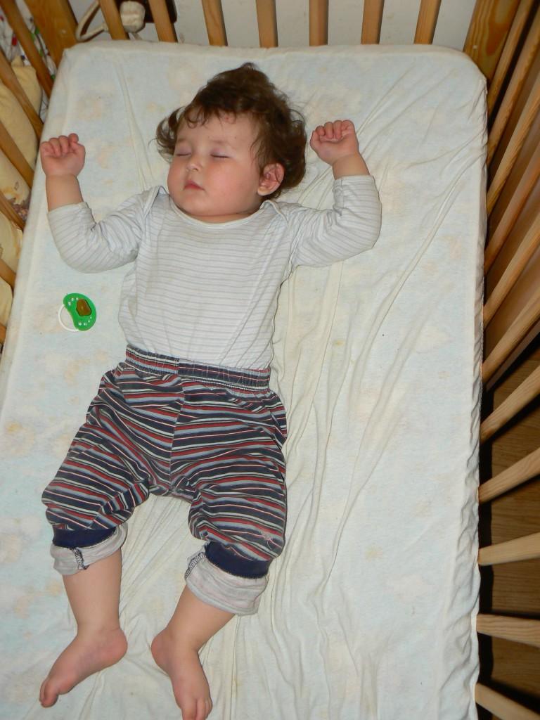 Vladimir - ultimul somn din bebelusie